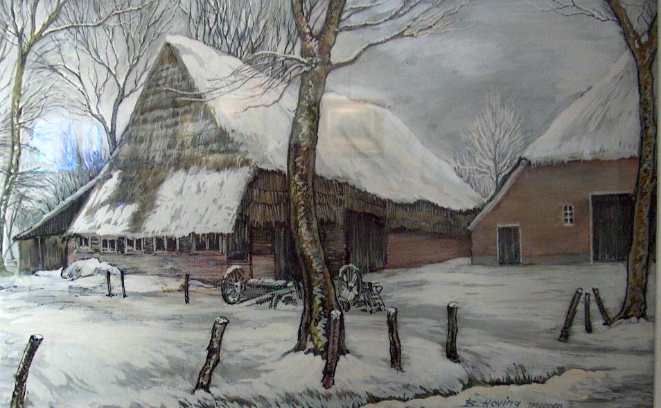 Berend Hoving, 'Boerenerf Meppen'