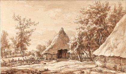 Expositie Egbert van Drielst