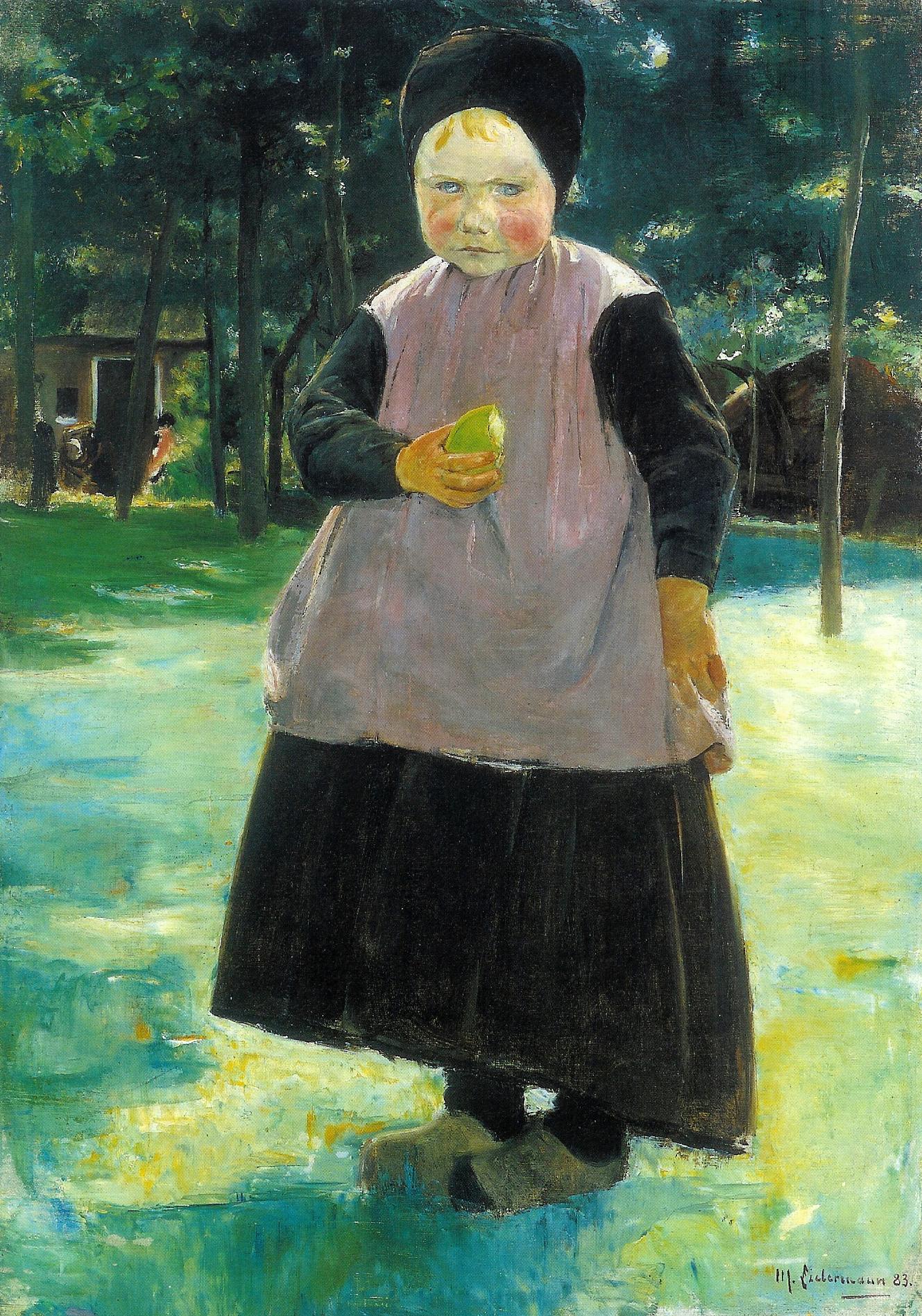 Max Liebermann, 'Eva'